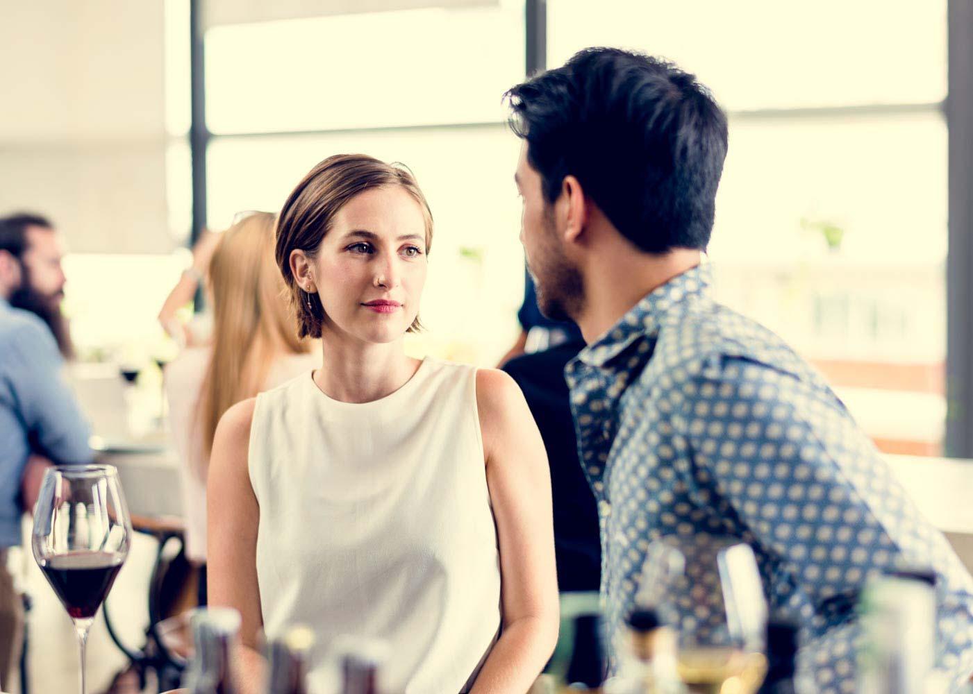 Man flirting style taurus How He